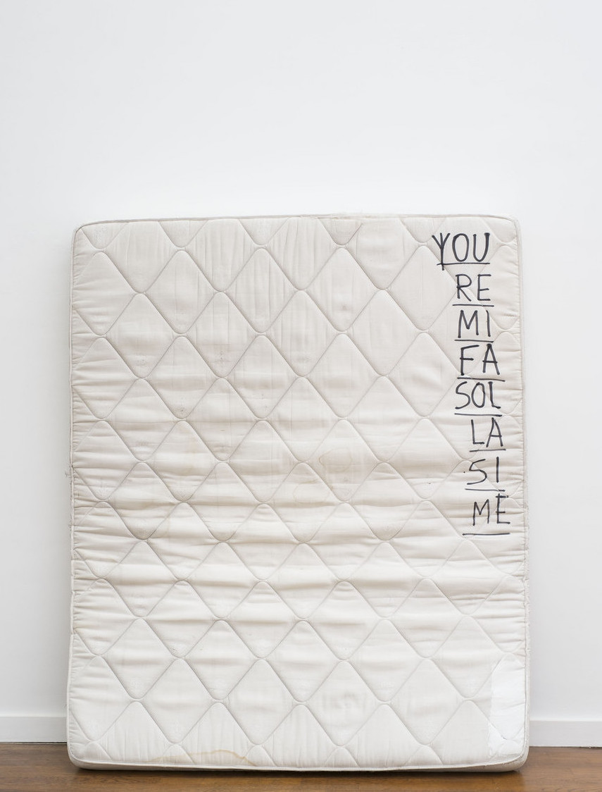 Untitled (You re mi fa sol la si me) - Stanislas Lahaut
