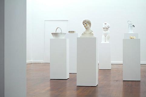 Exhibition view 'Chaque Tout d'une Piece' - Laetitia de Chocqueuse