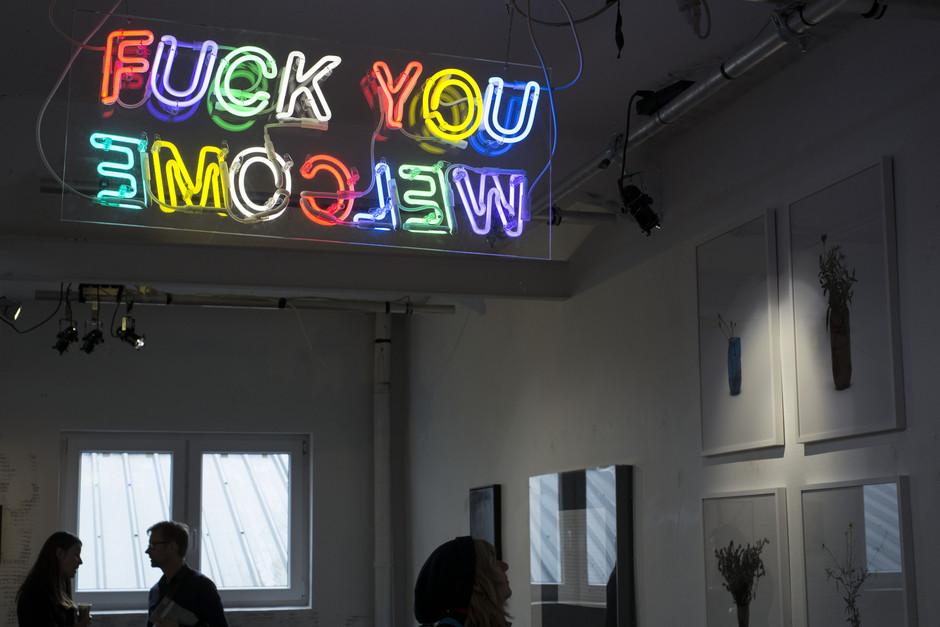 Fuck You / Welcome - Stanislas Lahaut