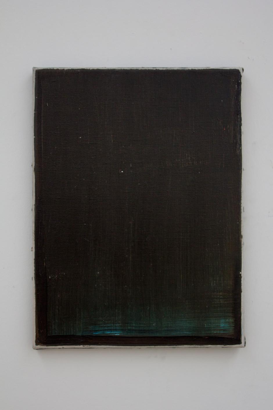 Untitled (Blue morning) - Isa De Leener