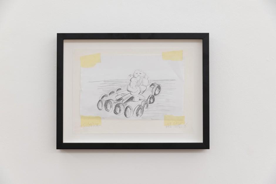 Floating Bibendum, 2018 - Karl Philips