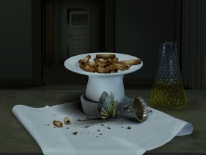 Alex Verhaest: Table Prop - Madeleine