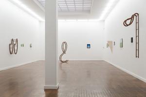 Maxim Frank: Exhibition view 'Wovon man nicht sprechen kann