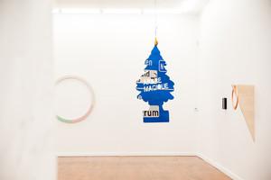 Maxim Frank: exhibition view