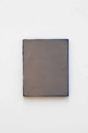 Isa De Leener: Untitled (Out of the blue)