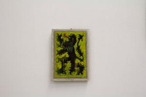 Isa De Leener: Untitled (Lion)