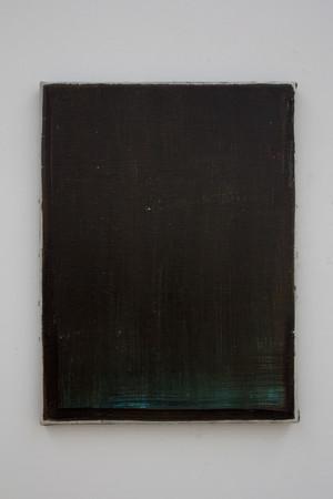 Isa De Leener: Untitled (Blue morning)