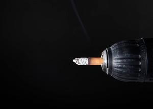 Maxim Frank: Cigarette