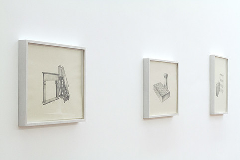 Installation view - Corollaires