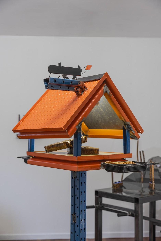 Detail Jules Destroopers' Birdhouse, 2020