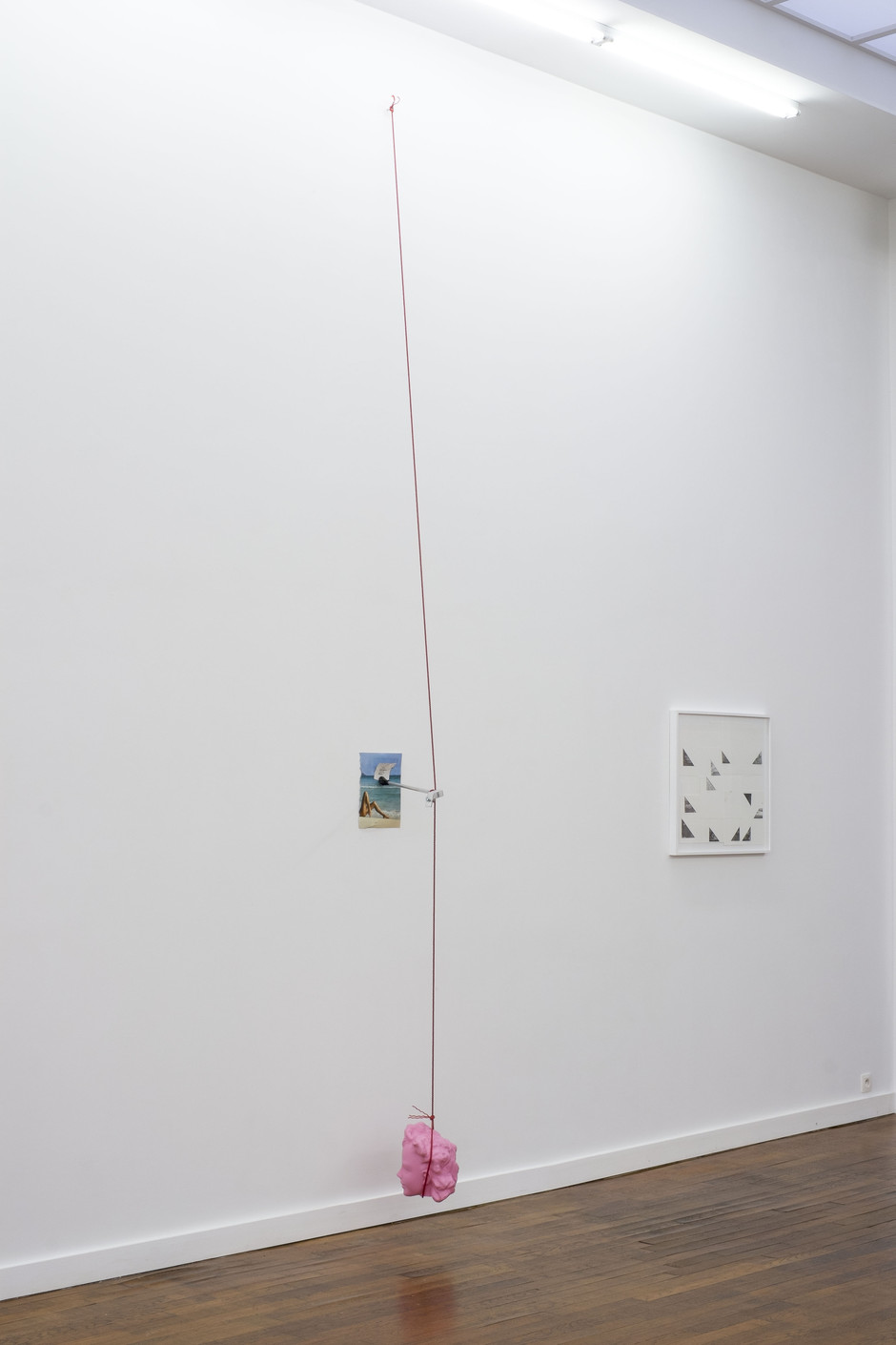 Exhibition view Sirens