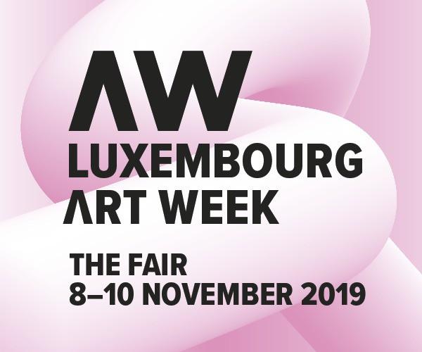 Luxembourg Art Week - soloproject Quinten Ingelaere